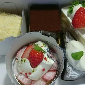 ケーキ食べたくてⅡ