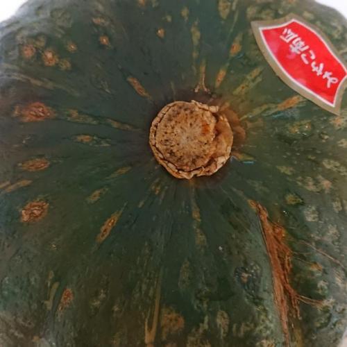 かぼちゃのスープを作る