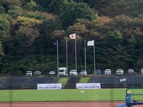 北海道陸上競技。