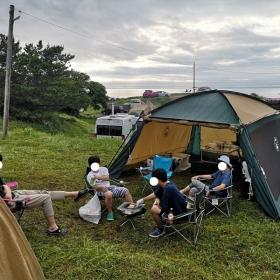 来年こそはキャンプできるかな?