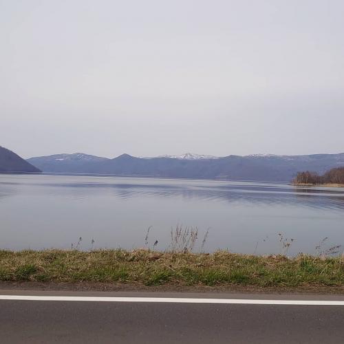 洞爺湖ドライブ