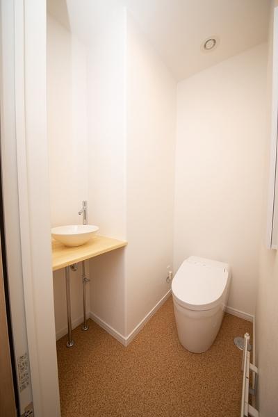 トイレ&造作手洗い