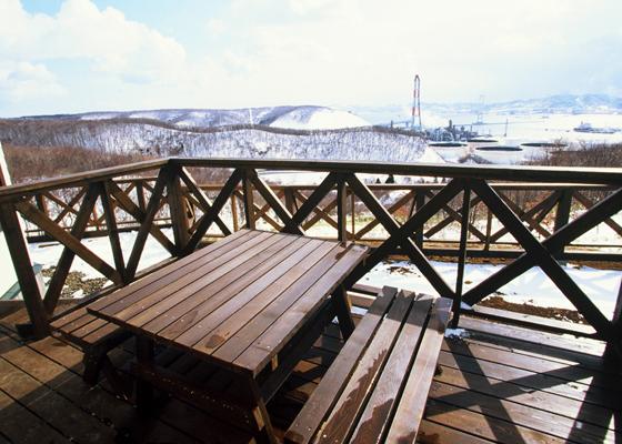 こだわりの家 白鳥大橋を望む